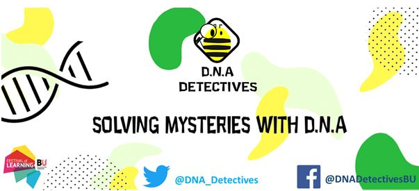 """Delivering public outreach events at BU's festival of learning and at the National Botanic Garden of Wales in collaboration with the Faculty of Media and Communication. We introduce our work at these outreach events using the concept of """"The DNA Detective"""" and a series of interactive narratives. Students from the Faculty of Science and Technology help run the events and Media school students help promote the events."""